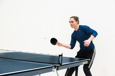 Intramural Table Tennis Spring 2019