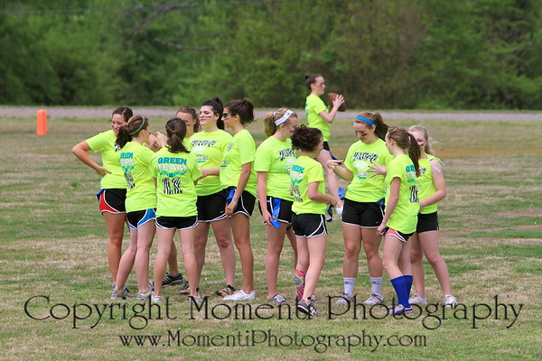 Trinity Powder Puff Football 2011
