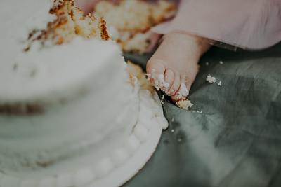 Skylar's Cake Smash