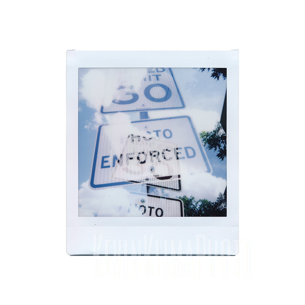 Photo Enforced Speed Limit