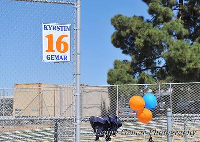 2010 Clairemont High School Softball