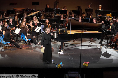 2008-05-08 BHS Spring Orchestra Concert (SO7) - Senior Farewells