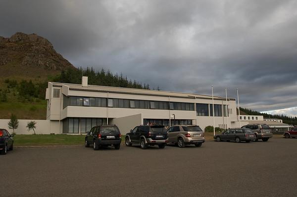 Ættarmót að Varmalandi 2007