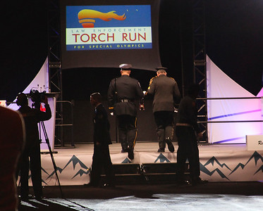 Torch Run, Train Pull, HOF