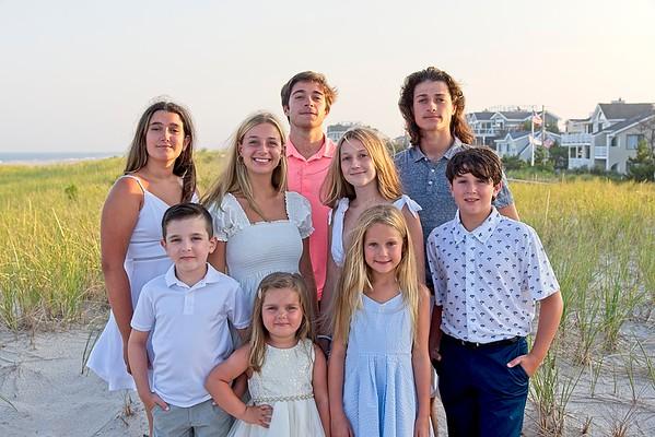 Gomes Family Beach Shoot 2021