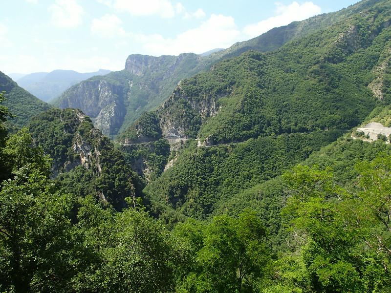 Route de Moulinet