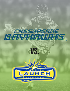 Launch @ Bayhawks (7/20/17)