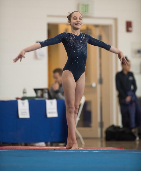 Gymnastics Dana Hall