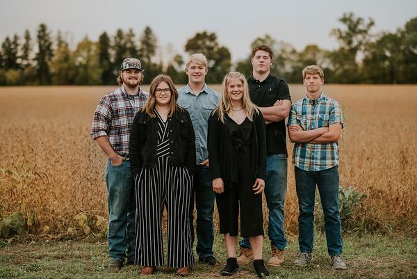 Beck Family 2020