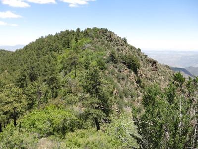 Mitchell Peak - May 23, 2015