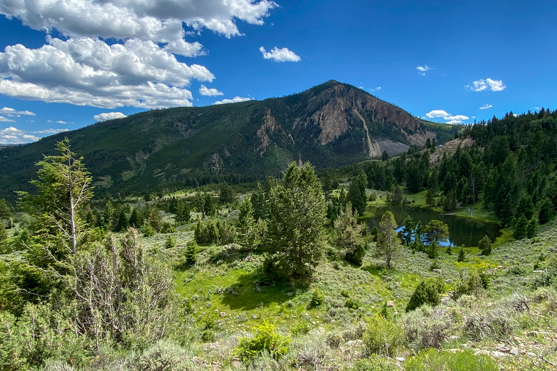 Yellowstone National Park - Bunsen Peak (7-19-20)