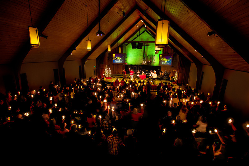 Third Christmas Eve Candlelight Service 2012
