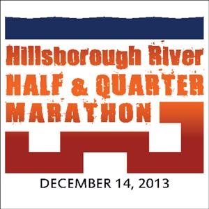 2013.12.14 Hillsborough River Half and Qtr Marathon