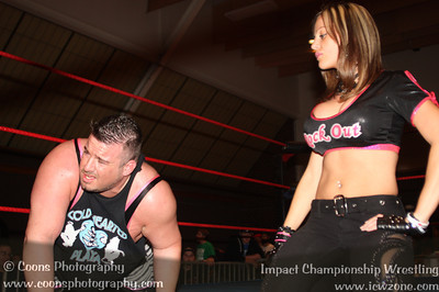 ICW 9/29/12 - Pinky Sanchez vs Danny Demanto with Velvet Sky