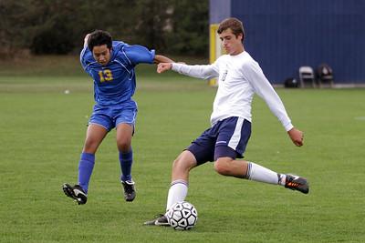 Valley Lutheran Oct 10-12 Soccer