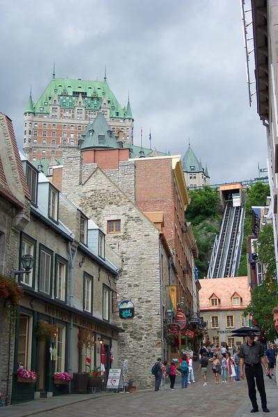 Quebec City Bob Geldof 2003 -  (5 of 9)