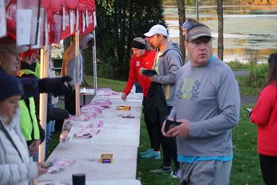 Twin Cities Hot Cider Hustle Half Marathon & 5K - 2021