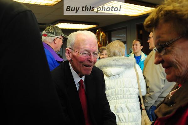 George B's 90th birthday 11-26