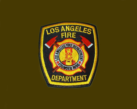 LA CITY FIRE DEPT.