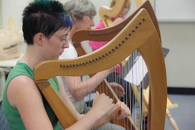 Harp classes – 7.28