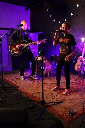 Elliott & KC Carter at UNIV Studios- Encinitas, CA
