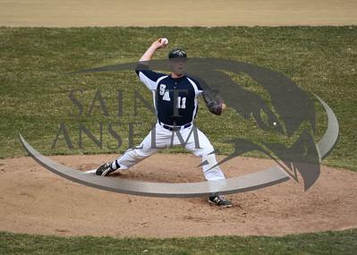 Baseball vs. SNHU (3/23/16)