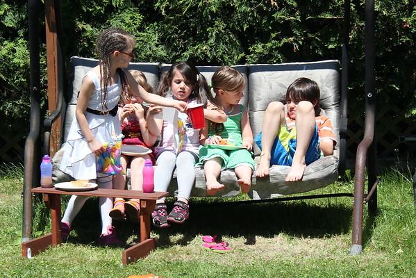 Fête enfants juin 2015