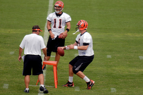 Bengals Training Camp 07/27/2007