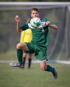 2019-09-12   Boys HS Soccer   Central Dauphin vs. Red Land