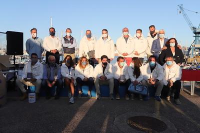Reparto de Premios Campeonato Gallego J80 Trofeo Concello de Vigo