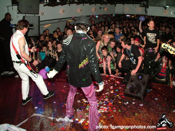 Varla Magazine New Years Eve Party - at The Knitting Factory - December 31, 2004