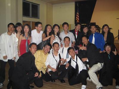 VAYA Tet 2008 Volunteer Appreciation Banquet