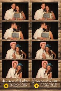 Jessica & Luke Free Strips