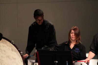 McCallum-Westwood Percussion 15Dec 2012