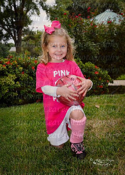 Small Fry Pink Princesses - Fall 2012