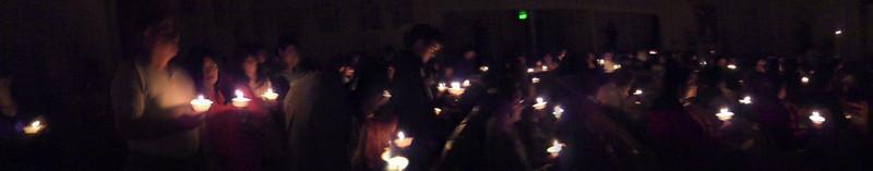 Easter Vigil 2013/03/30
