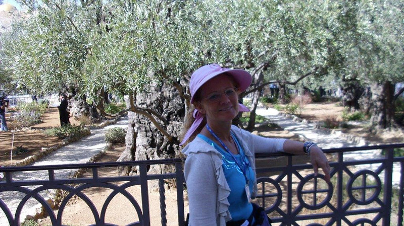 Sally in Israel (late summer 2013?), part 3