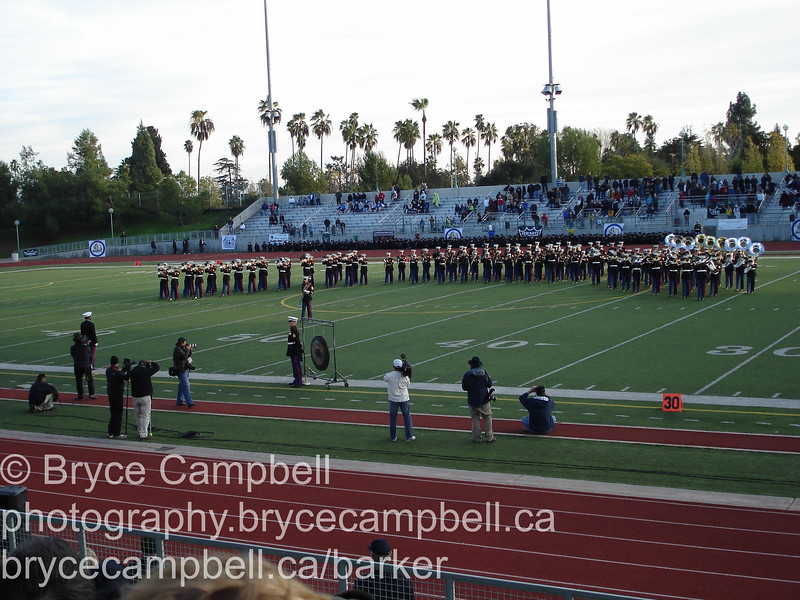 Don and Gisele at the 2011 Rose Bowl in Pasadena California