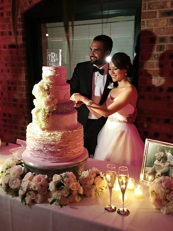 Saenz/Robertis Wedding