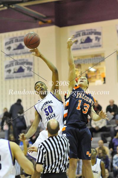 Briar Woods @ Potomac Falls -- Region II Semifinals -- 02/24/2011