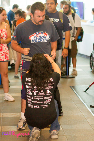 Disabilities Sports Festival 2013