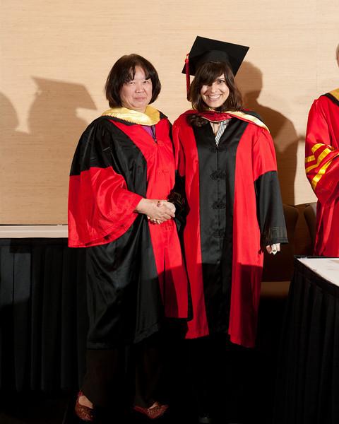 Graduation - Santana Row Oct 2009 - Diplomas