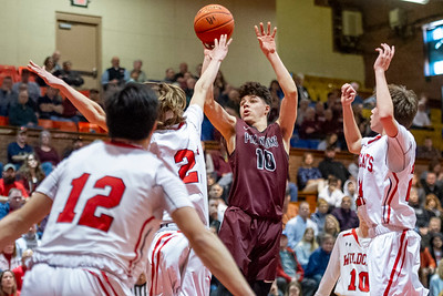 Proctor vs. Twin Valley Boys' Basketball Final