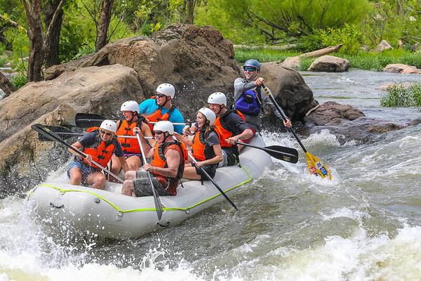River City Adventures 7-12-15 Morning Trip