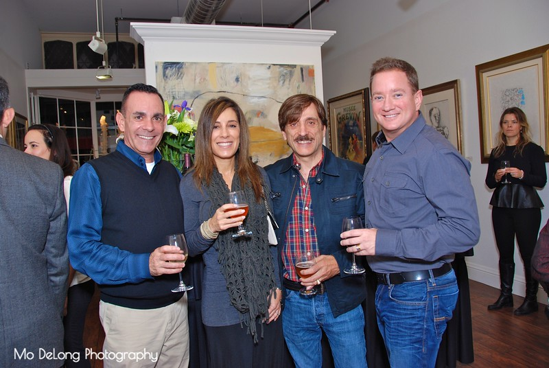 David Hasslinger, Peggy Murphy, Tom Dedini and Sean Maley.jpg