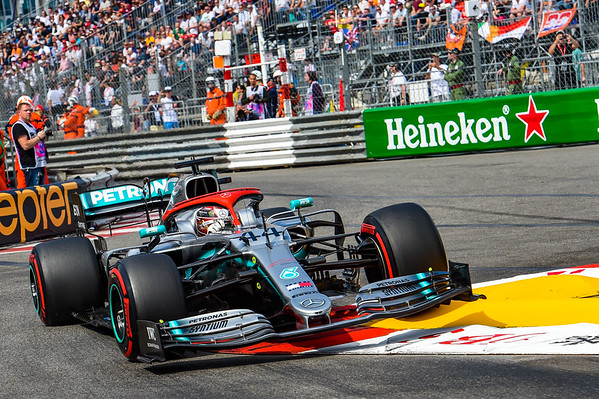 F1, 2019, Monaco GP, Qualifying