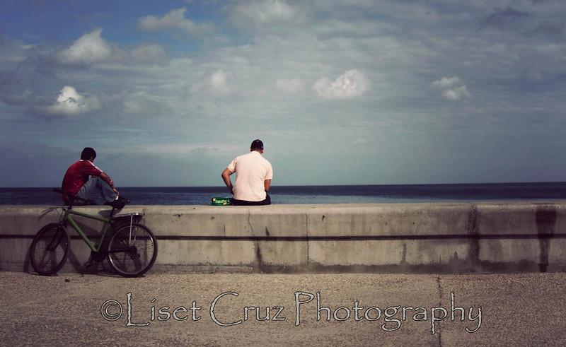 Malecon.Havana, Cuba.