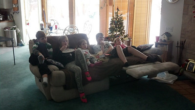 Bousum/Lovegrove Christmas - Dec. 2013