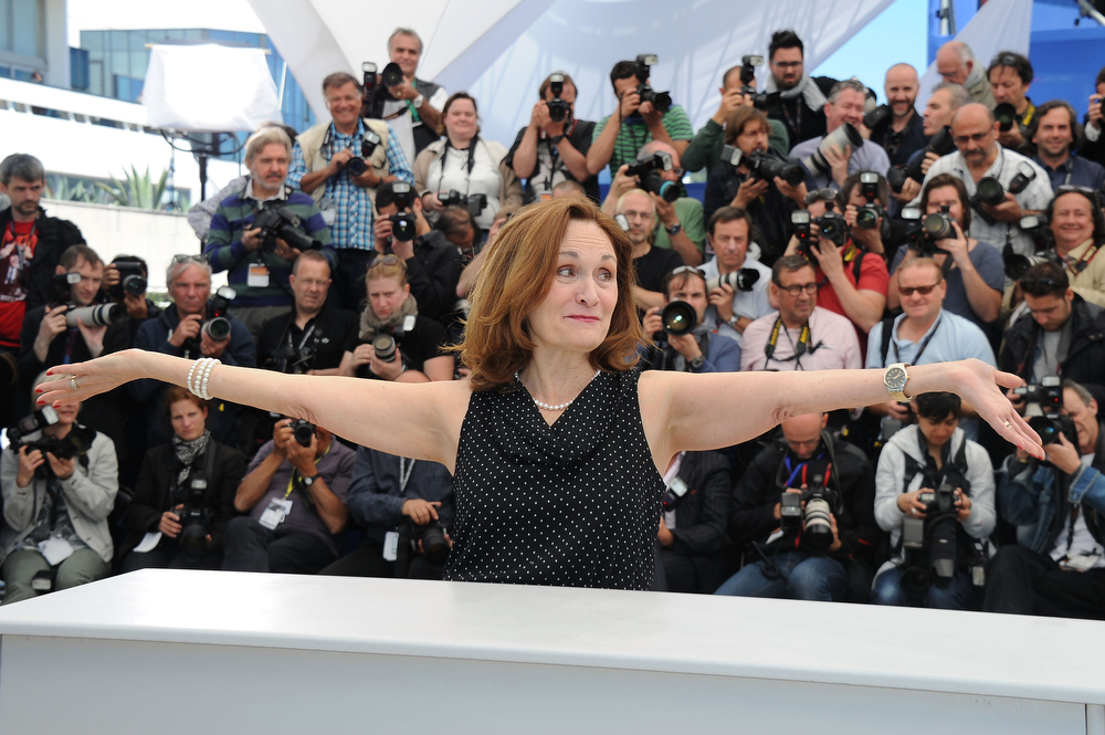 . Actress Beth Grant attends the photocall for \'As I Lay Dying\' at The 66th Annual Cannes Film Festival on May 20, 2013 in Cannes, France.  (Photo by Pascal Le Segretain/Getty Images)