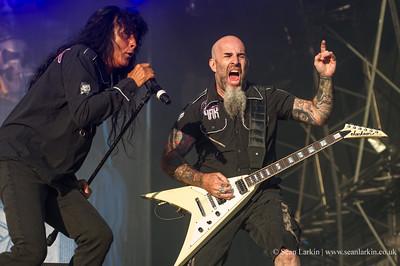 Anthrax - Bloodstock Festival 2016